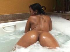 Joyce Oliveira fazendo sexo anal