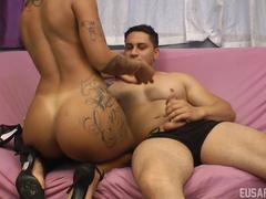 Lolah fazendo sexo com fã