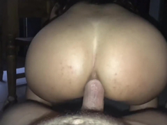 Casada fazendo anal com o amante